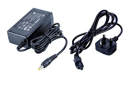 Classic 22.5V/1.25A, 5.5/2.5mm SF, C8 Power Supply (UK)